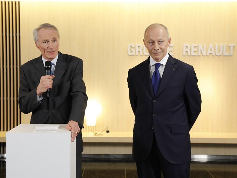 Назначен новый генеральный директор Renault