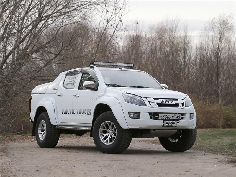 Isuzu D Max Arctic Trucks. Экстремал Фото Авто Коломна