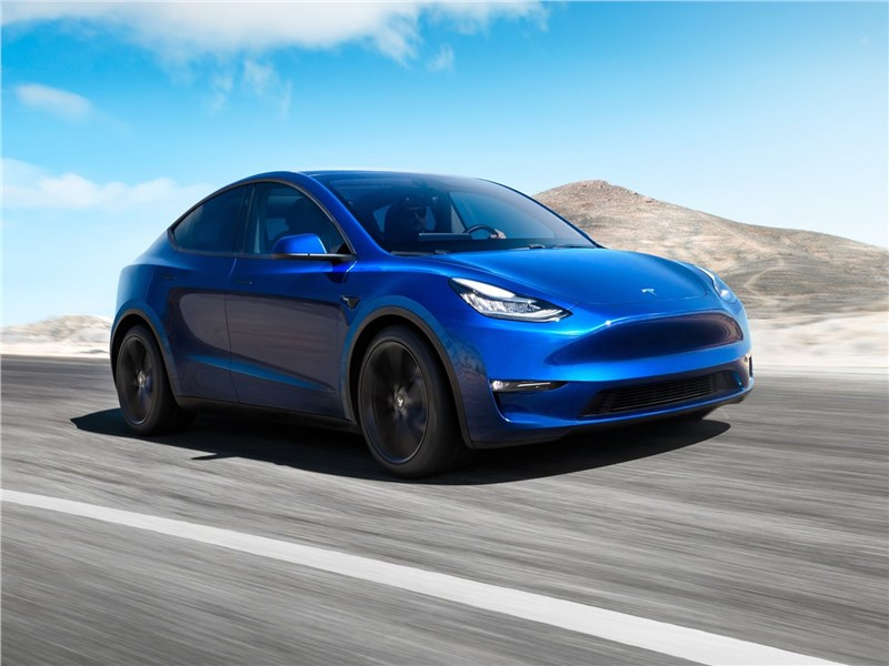 Tesla Motors Model Y