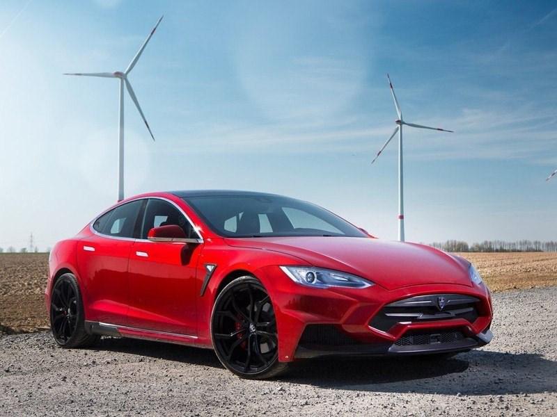 Владельцы Tesla научатся зарабатывать Фото Авто Коломна