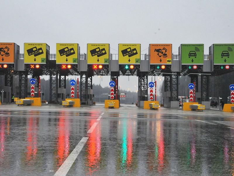 Начинается подготовка к строительству платной скоростной дороги «Москва Казань» Фото Авто Коломна