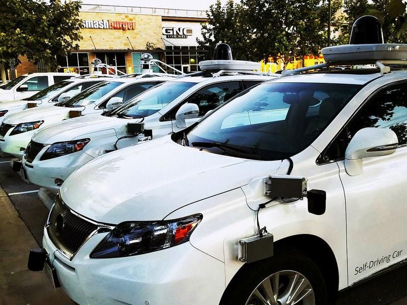 Google, Uber, Lyft, Ford и Volvo создали альянс для продвижения автономных автомобилей в США