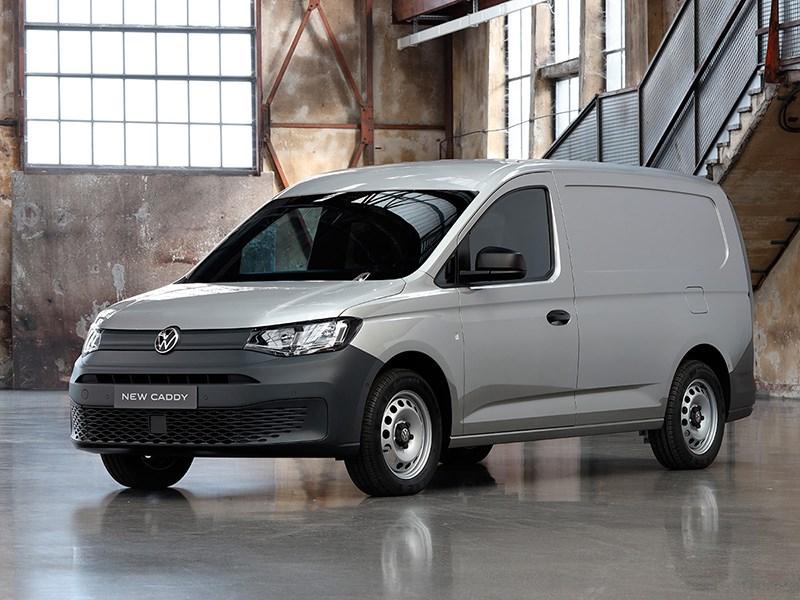 В Россию приехал новый Volkswagen Caddy