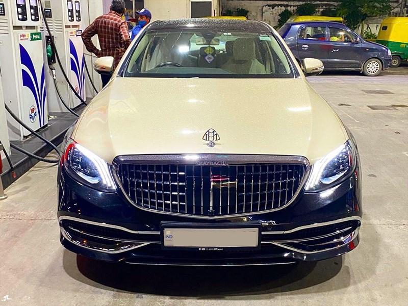 Китай поможет вам превратить свой Mercedes E-Class в Maybach!