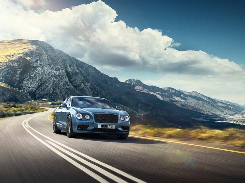 Bentley построил самый быстрый седан за всю свою историю