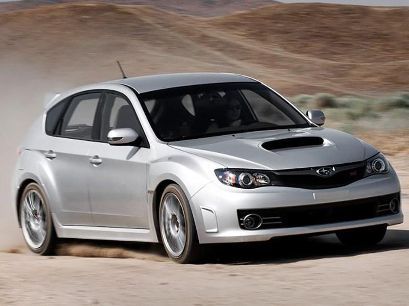 У почти 25 тысяч Subaru в России обнаружены проблемы с подушками безопасности