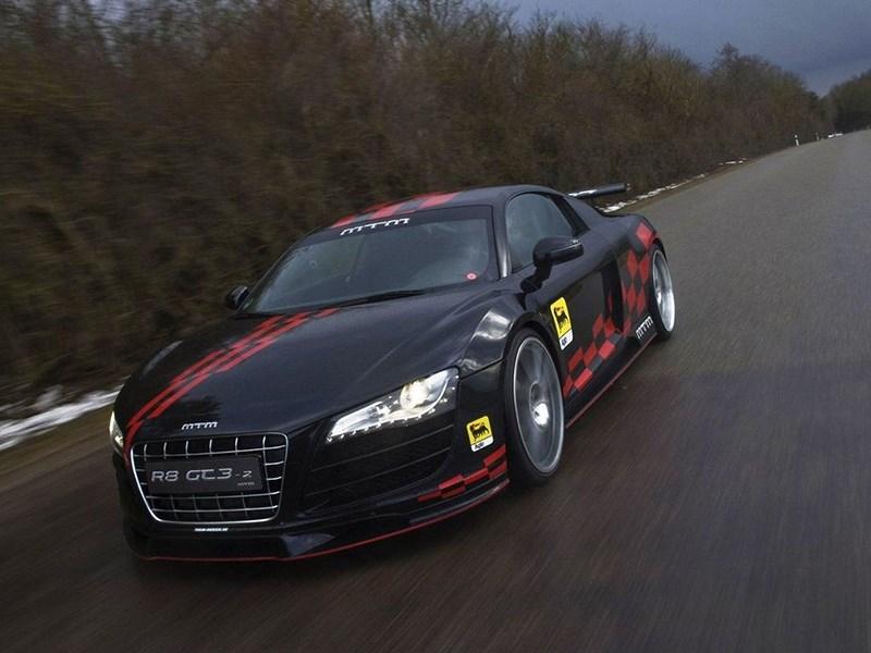 Audi R8 лишилось полного привода