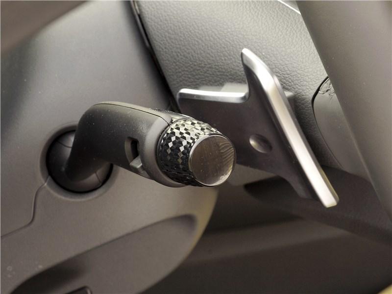 Hyundai Sonata 2020 подрулевой лепесток