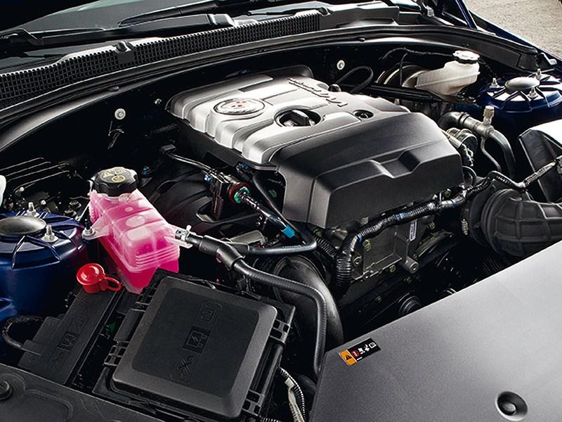 Cadillac ATS 2012 двигатель