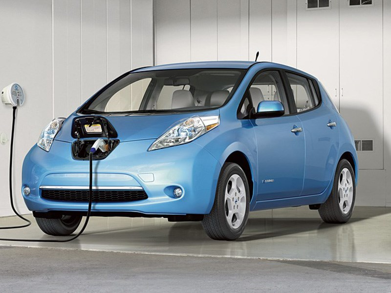 Продажи электромобилей в Российской Федерации продолжают падать