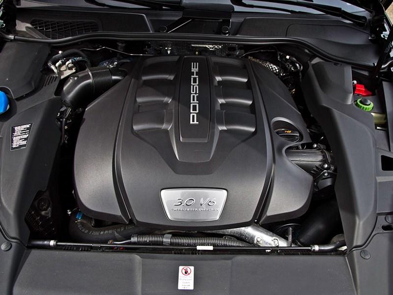 В Германии запретили регистрацию дизельных Porsche Cayenne