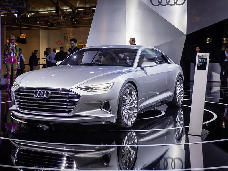 В Audi задумались над большим купе