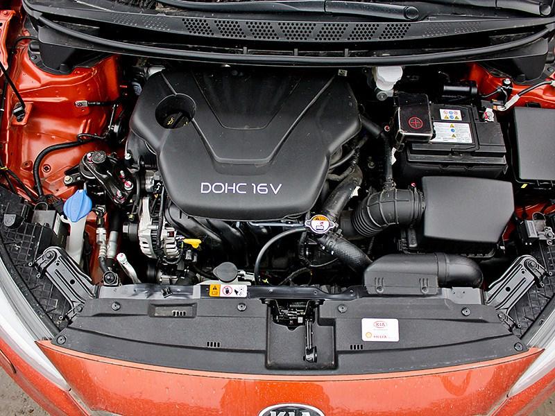 Kia Pro cee'd 2013 3 дв. двигатель