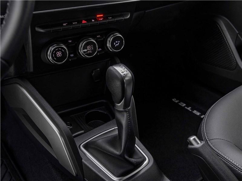 Renault Duster (2021) АКПП
