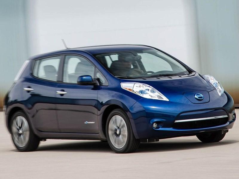 За 4 месяца в России продали 28 новых электромобиля Фото Авто Коломна
