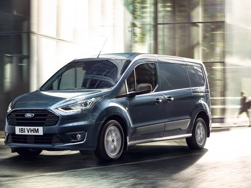 Ford обновил линейки Connect и Courier