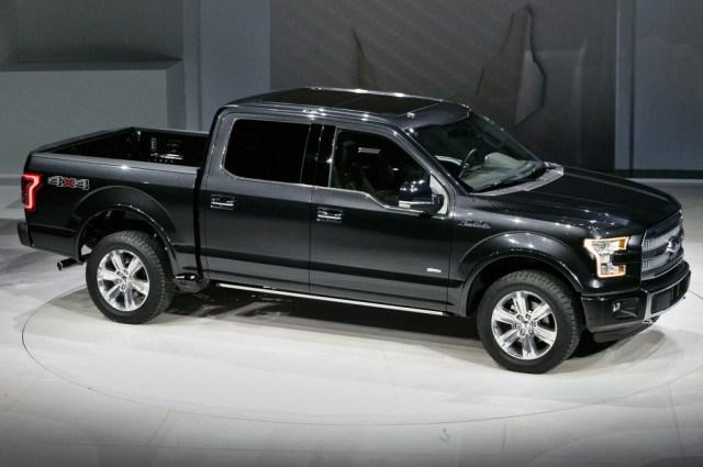 Обновленные пикапы Ford F-series покажут сегодня
