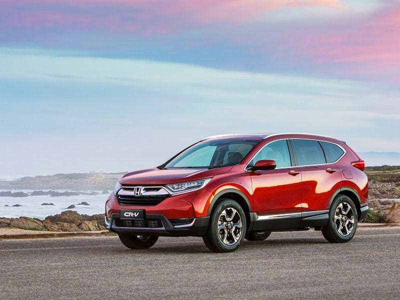 Honda подняла цены на CR-V в России
