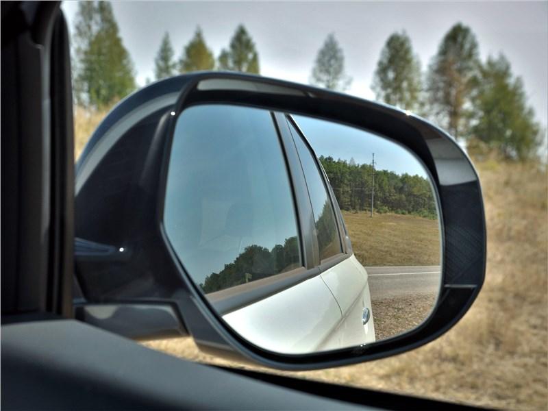 Mitsubishi Outlander (2021) боковое зеркало