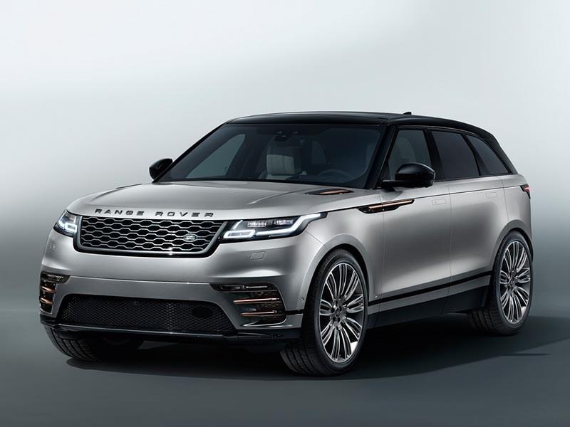 Range Rover Velar получил турбодвигатель от Jaguar