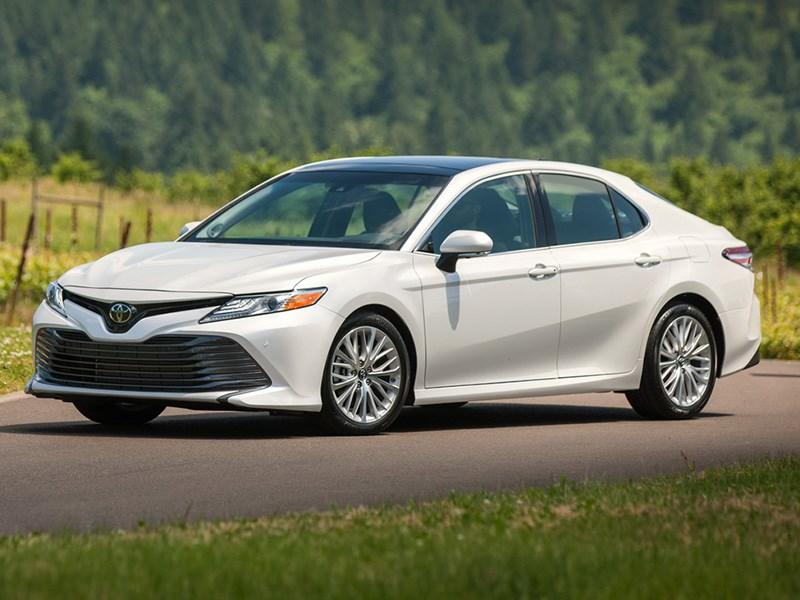 Toyota рассказала о двигателях новой Camry