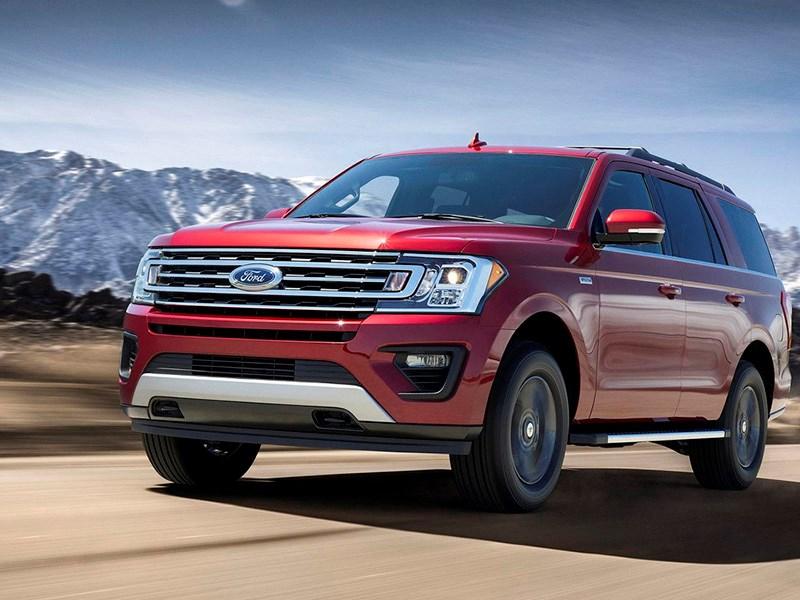 Ford Expedition приспособили для бездорожья