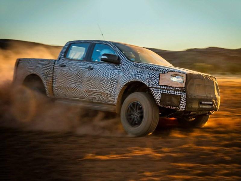 Ford Ranger получит «заряженную» версию