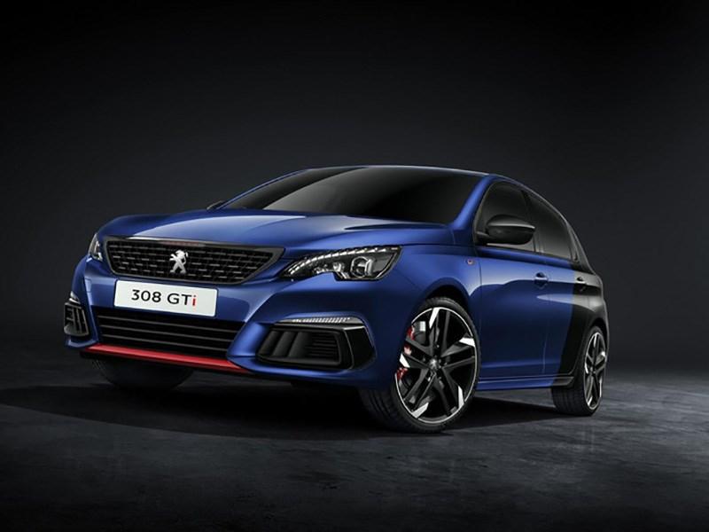 Peugeot показал самый быстрый 308-й