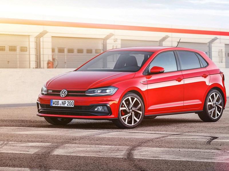 Volkswagen рассекретил новый Polo