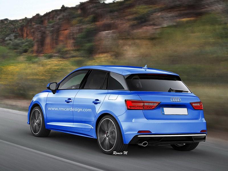 Audi A1 лишится трехдверной версии