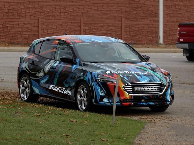 Ford назвал дату премьеры нового Focus