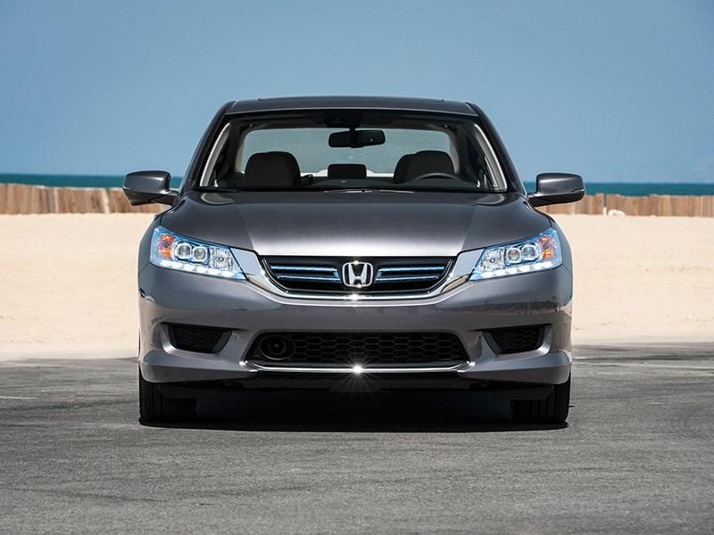 Новая Honda Accord получит только турбодвигатели
