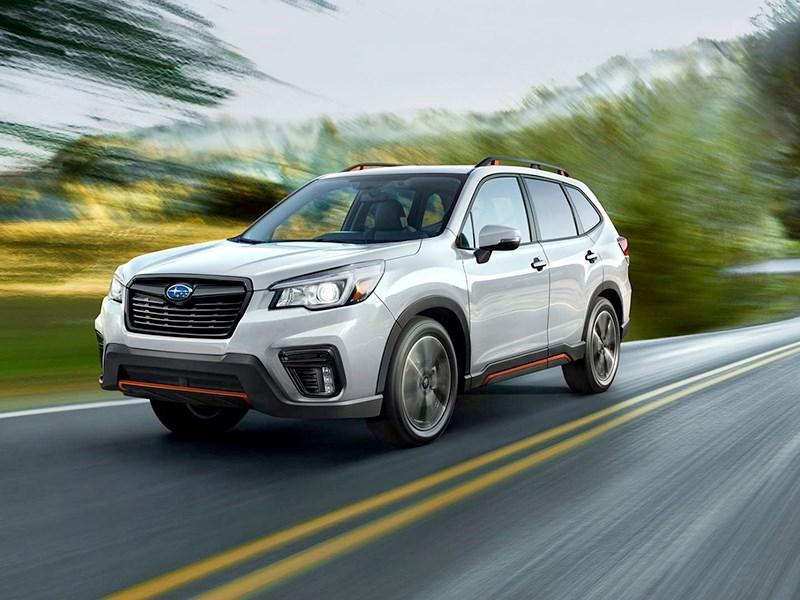 Subaru представила новое поколение Forester