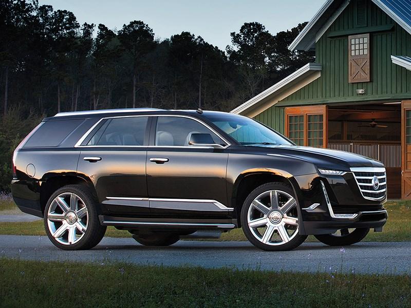 Cadillac Escalade ждет техническая революция