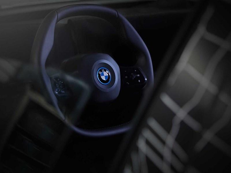 В BMW заново изобрели руль Фото Авто Коломна