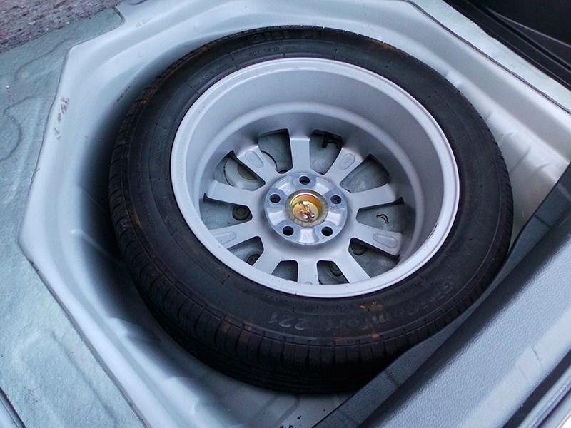 Lifan Cebrium 2014 полноразмерное запасное колесо