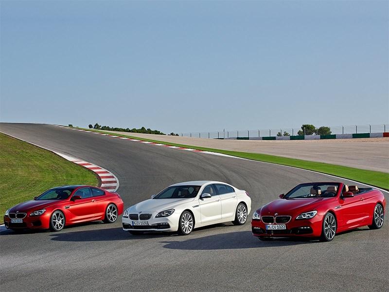 BMW 6-Series 2015 С ухмылкой