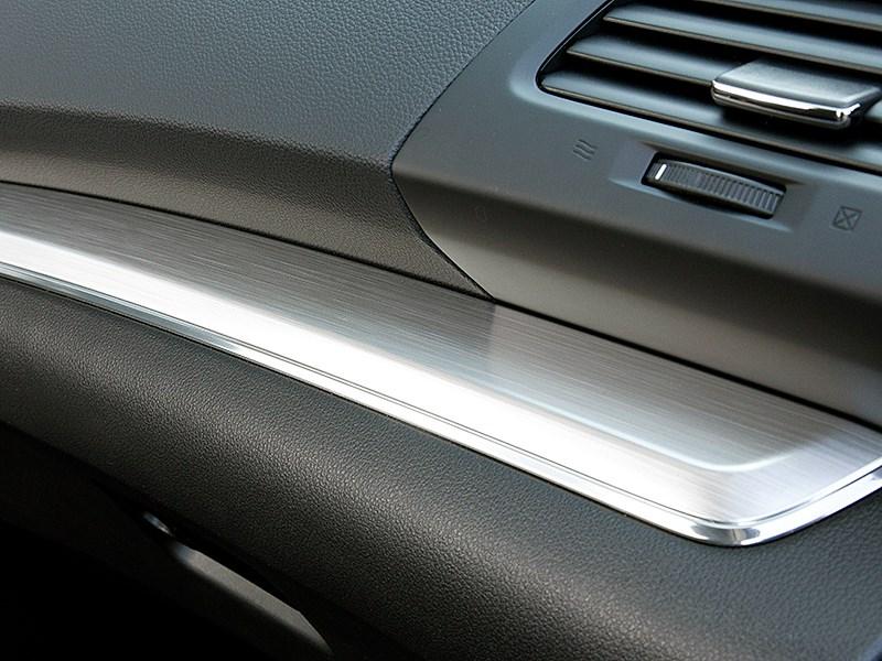 Honda CR-V 2015 вставка под алюминий