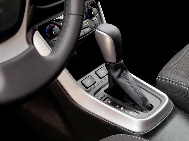 Suzuki SX4 2016 селектор АМТ