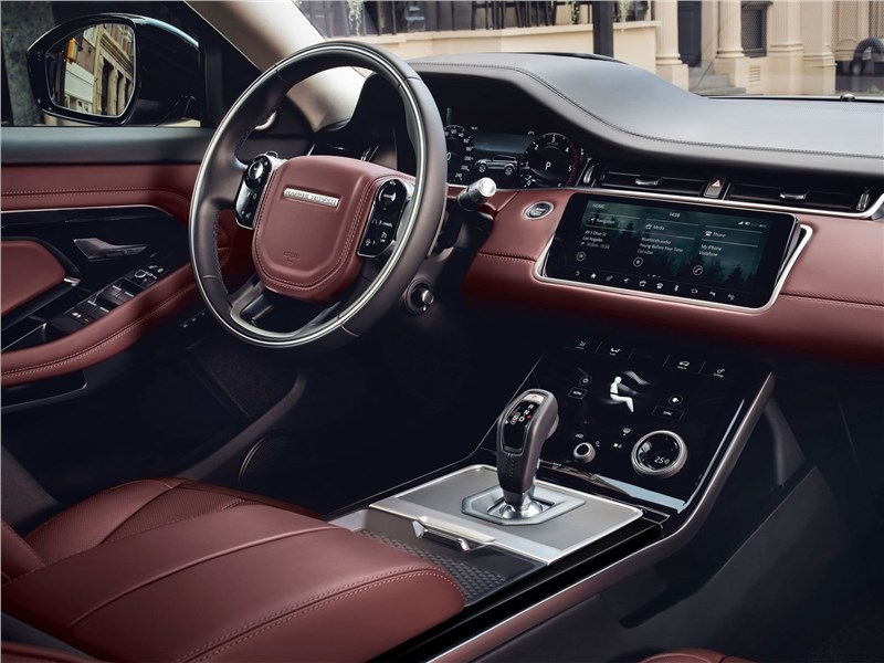 Range Rover Velar обновился