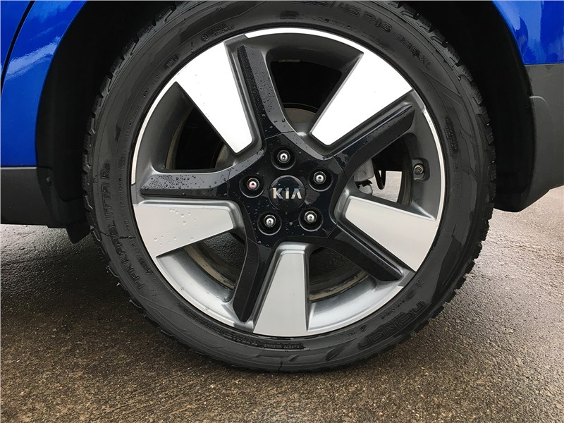 Kia Soul 2020 колесо