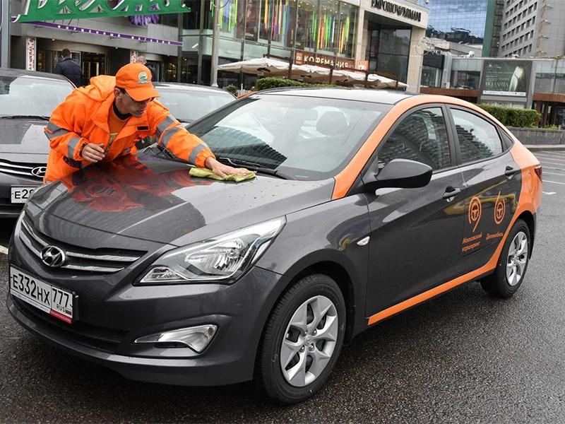 Власти Москвы назвали условия возобновления работы каршеринга