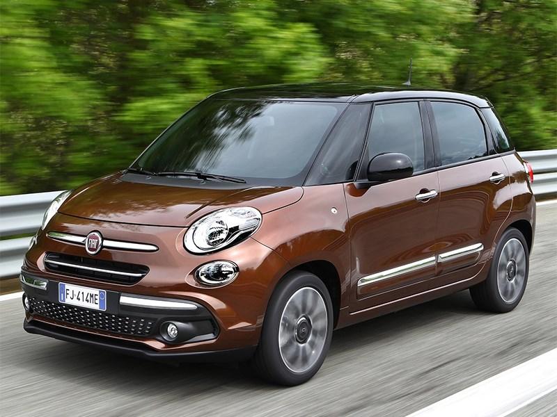 Fiat 500L прекратит существование