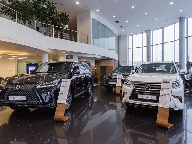 Lexus победил коронавирус Фото Авто Коломна
