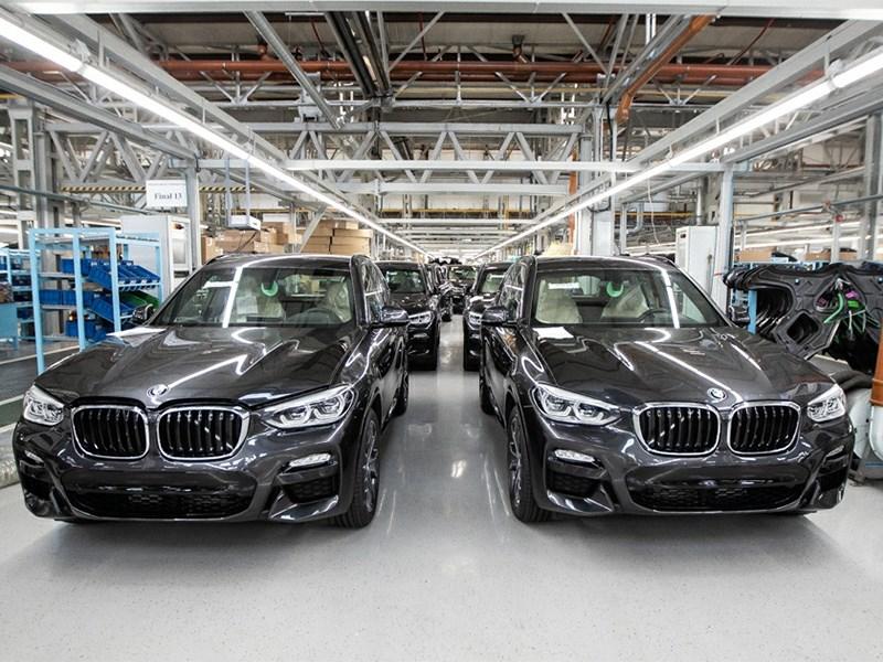«Автотор» остановит производство BMW