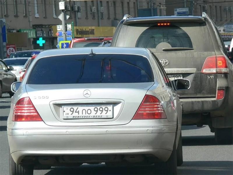 МВД хочет изменить принцип страхования машин, оформленных на иностранцев