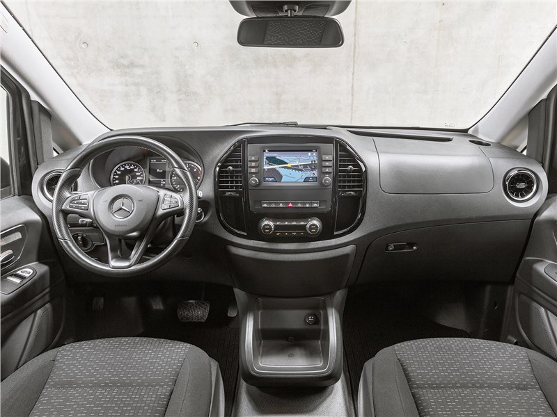 Mercedes-Benz Vito 2020 салон