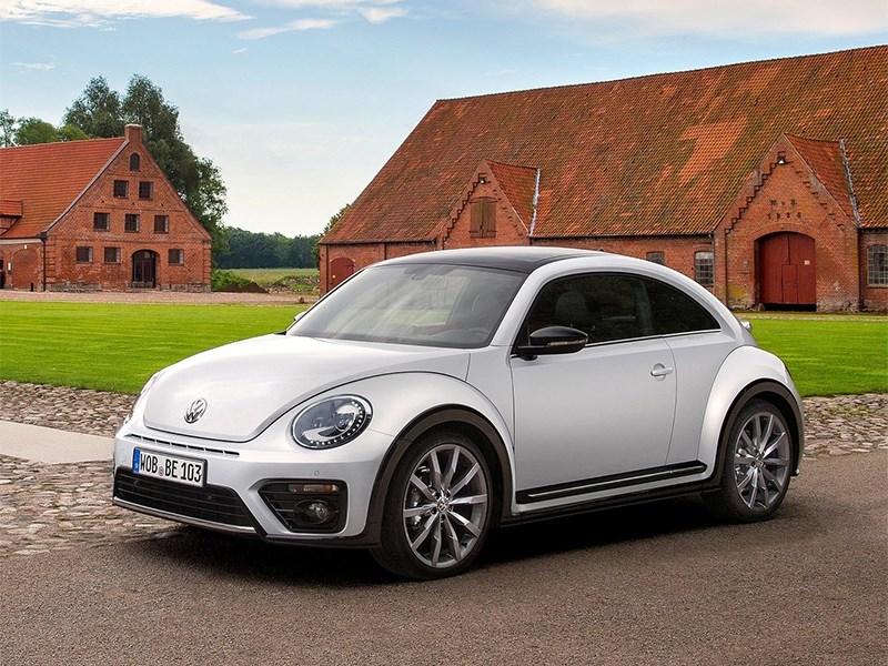 Volkswagen Beetle могут воскресить в виде электрокара