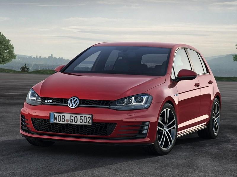 Концерн Volkswagen готовится представить спортивную модификацию Golf GTI