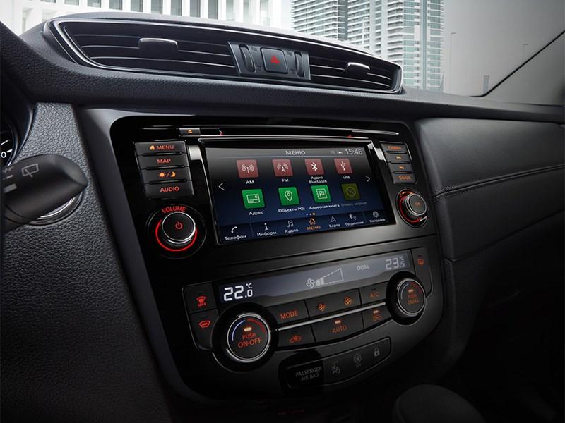 В России стартовали продажи обновлённого кроссовера Nissan X-Trail